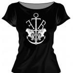 FTB Anchor Girly T-shirt