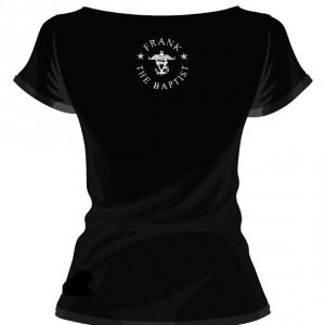 FTB Anchor Girly T-shirt back