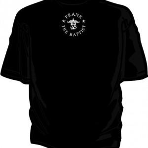 FTB Anchor T-shirt back